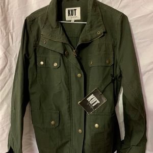 KUT from the Kloth Utility Jacket NWTS